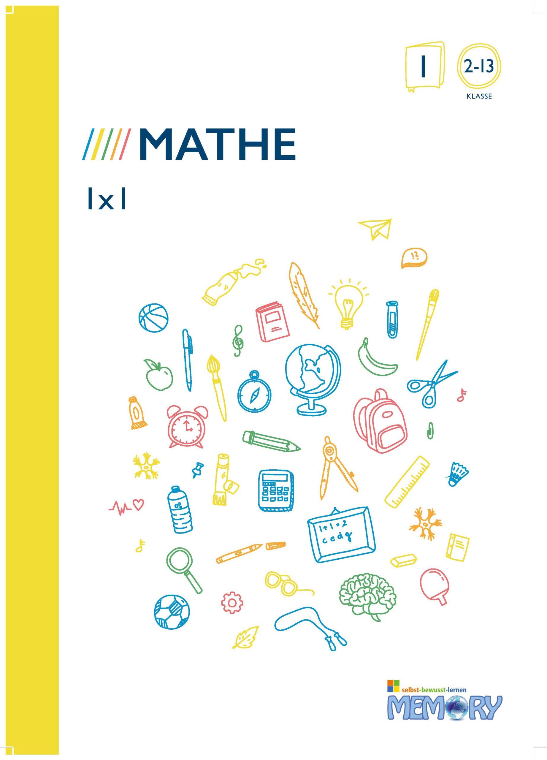Mathe 1x1